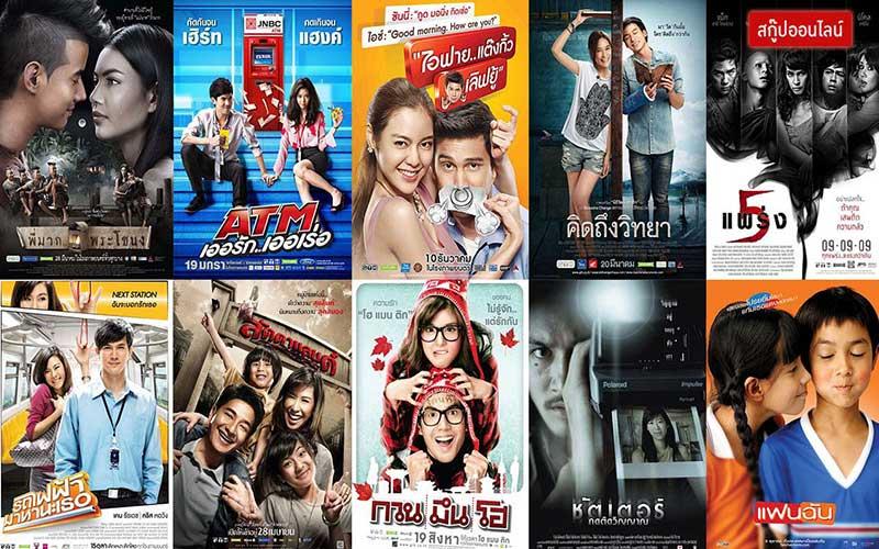 แนวทางหนังและการตีตลาดของวงการภาพยนตร์ภายประเทศ
