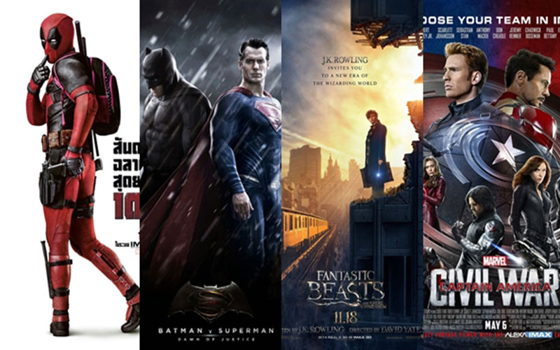 ภาพยนตร์ที่ได้รางวัลและยังทำเงินได้มากที่สุด